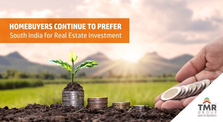 Homebuyers continue to prefer South India for real estate investment
